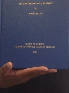 Dr. Willie Jolley Bound Dissertation