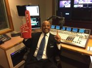 Dr. Willie Jolley foam finger