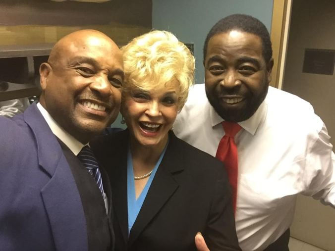 Dr. Willie Jolley, Dr. Clarice Fluitt and Les Brown