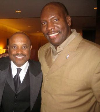 Dr. Willie Jolley and Ben Tankard