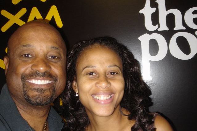 Dr. Willie Jolley and Michelle Singletary